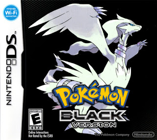 Pokemon Black Version Cover