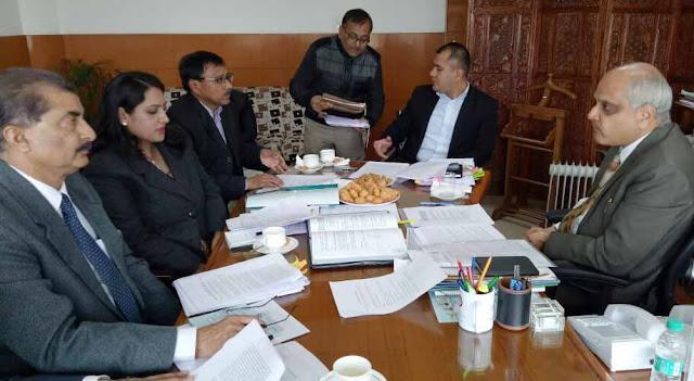 smart-city-faridabad-meeting-chandigarh