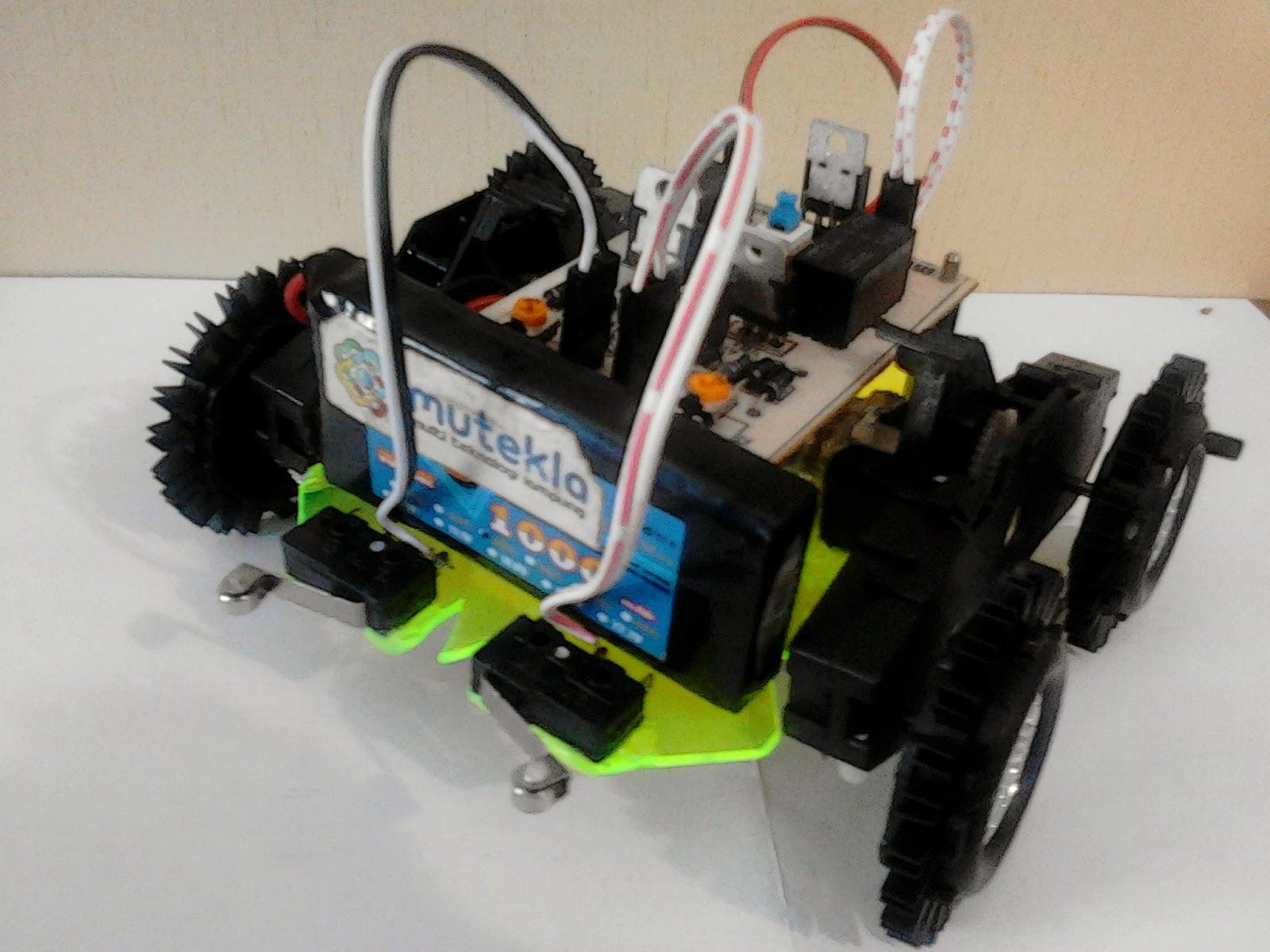 membuat robot sederhana
