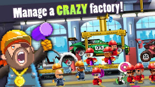 Motor World Car Factory Apk v1.8004 Mod (Unlimited Coins/Cash)