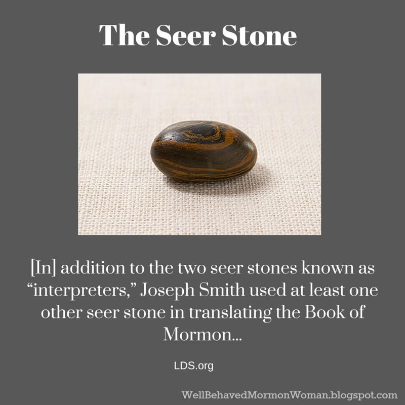 The Seer Stone: Faithful Membership NOT For Faint Of Heart