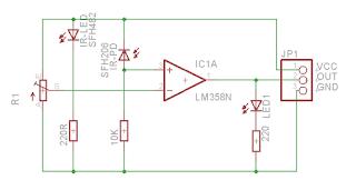 Design PCB Proximity IR