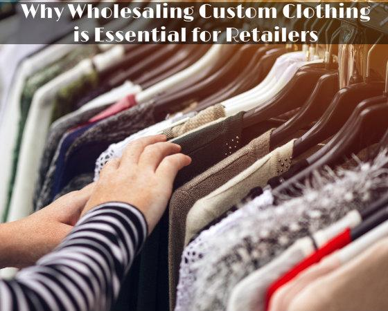 Custom Clothing Manufacturers