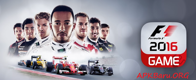 F1 2016 Mod Apk+Data Obb v1.0.6 For Android (Support All OS)