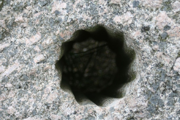 MYSTERIES AND CONSPIRACIES: Stone star holes of Volda