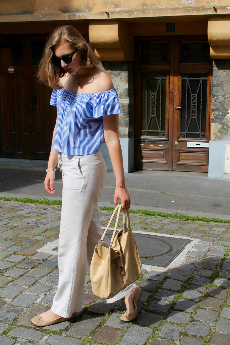 How To: Style the Off-the-Shoulder Trend