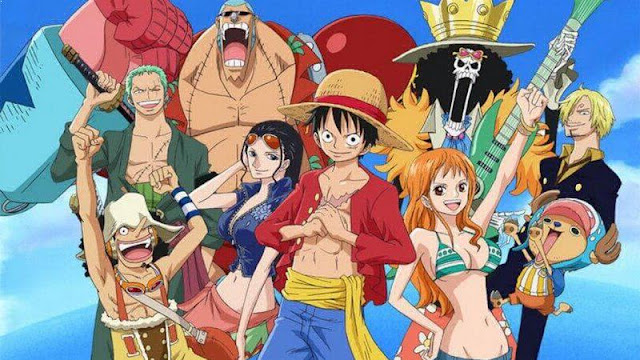 Daftar Film Anime Mirip Fairy Tail - One Piece