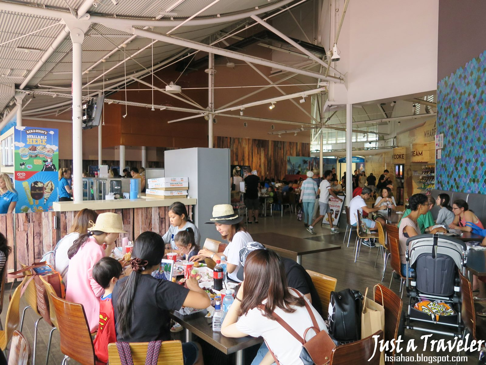 雪梨-景點-推薦-達令港-自由行-行程-旅遊-澳洲-Sydney-Darling-Harbour-Tourist-Attraction-Travel