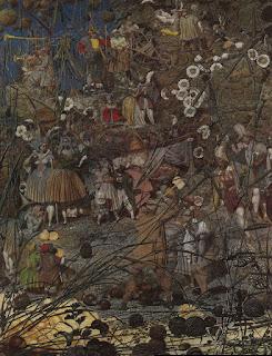 The Fairy Feller's Master Stroke by Richard Dadd