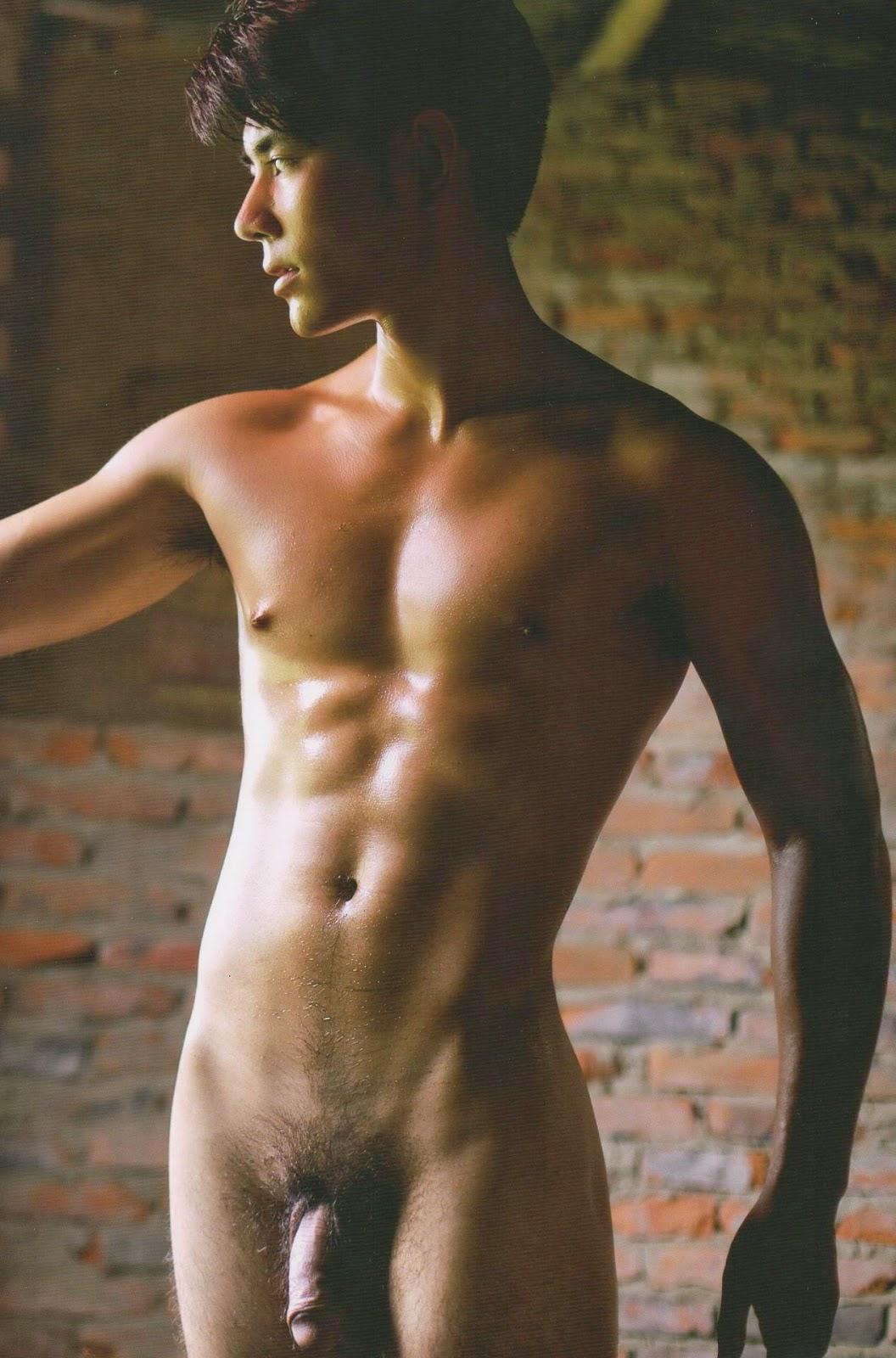 Hunks nude skinny