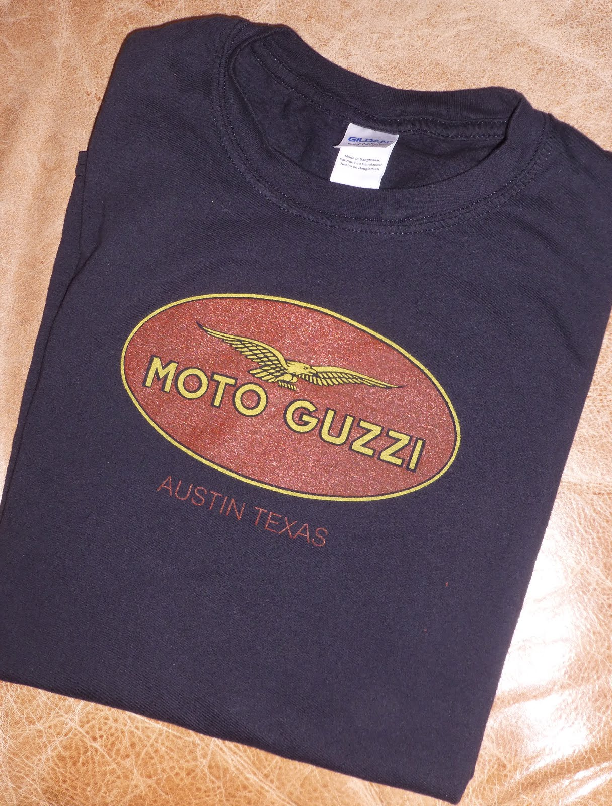 Shopping for a Guzzi in Central Texas
