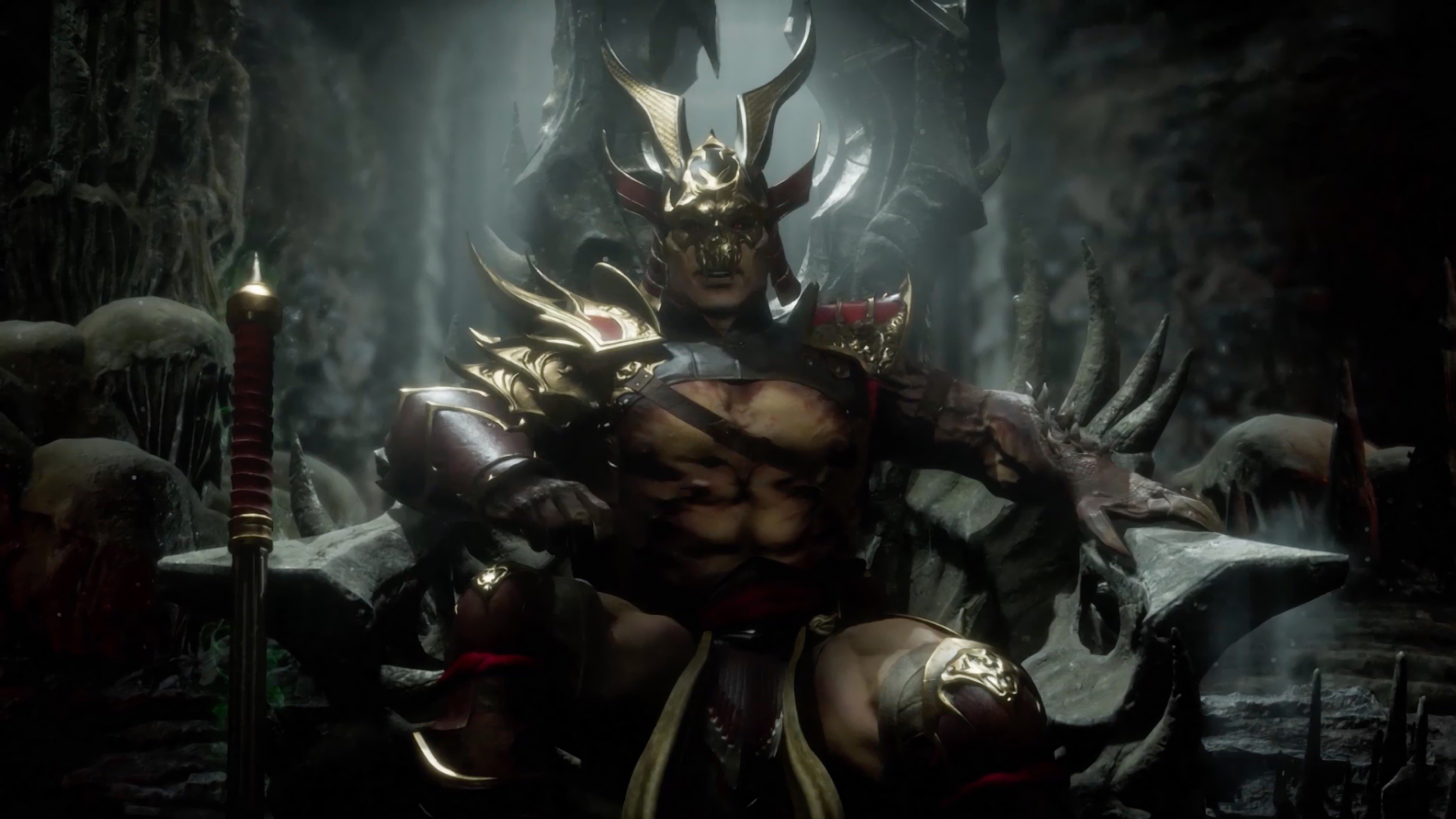Mortal Kombat 11 Shao Kahn Digital Code Xbox One 5 For Sale