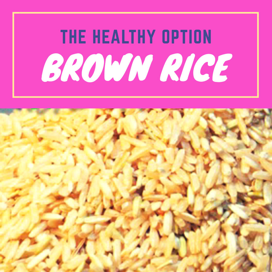 brown rice healthy jeepney recipes