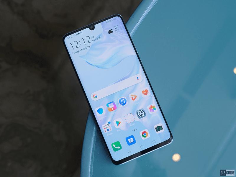Huge screen-to-body ratio