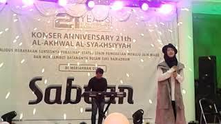 Lirik Lagu Nissa Sabyan - Ummi