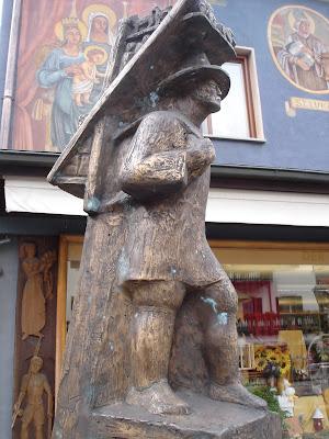 Oberammergau kraxenträger