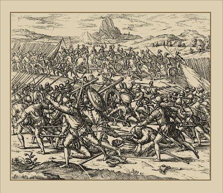 Batalla de Chupas