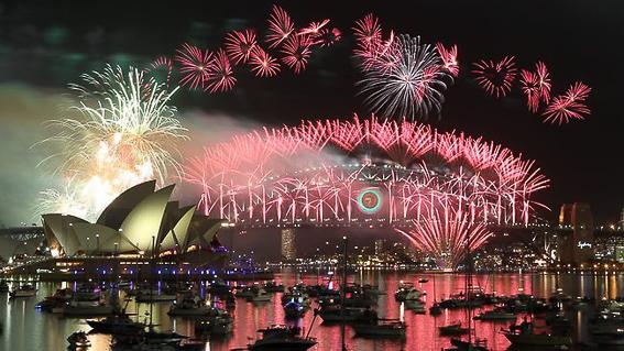 Feliz año 2016 - Anden 27