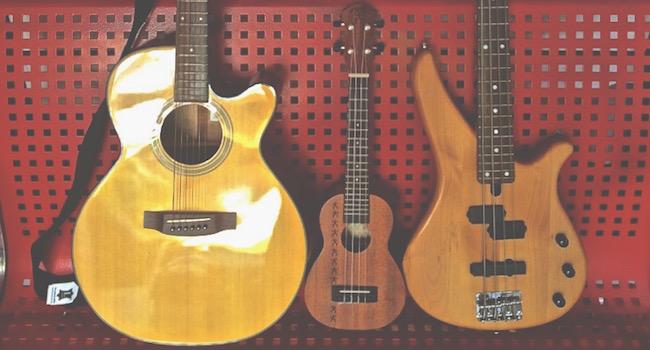 Guitar Bass Ukulele (kennethstephanie.com)