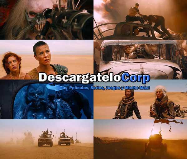 Descargar Mad Max Furia en el Camino DVDRip Latino