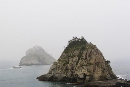 Oryukdo Island, Busan