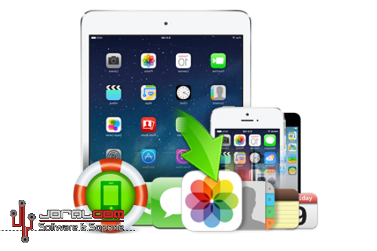 Jihosoft iPhone Data Recovery - Recupera los datos de tu Iphone !!