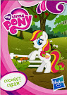 My Little Pony Pony Collection Set Coconut Cream Blind Bag Card