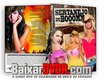 Sertanejo du Booomm! (2017) DVD-R