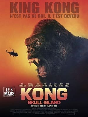 Kong - A Ilha da Caveira - Áudio de Cinema Torrent Download