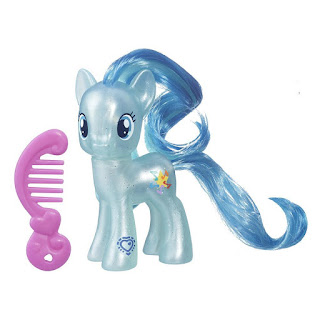 MLP Explore Equestria Pearlized Coloratura Brushable