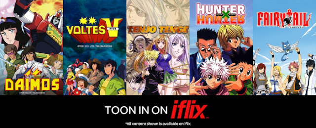 iflix Secures Content Deal To Offer Subscribers Popular Anime Classics And Cult Favourites Voltes V, Daimos, And A Lot More