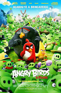 Assistir Angry Birds: O Filme – Dublado Online