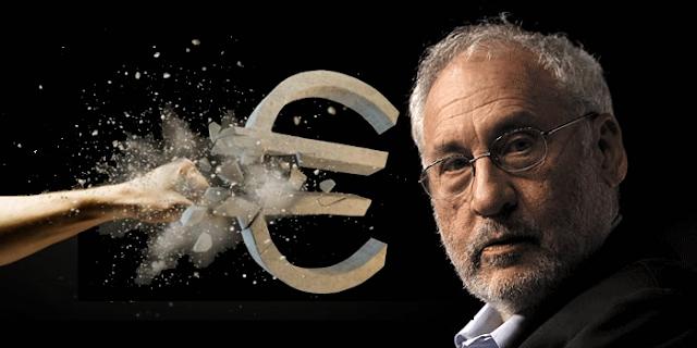 Η πρόταση Joseph Stiglitz για ένα σχεδόν βελούδινο Grexit
