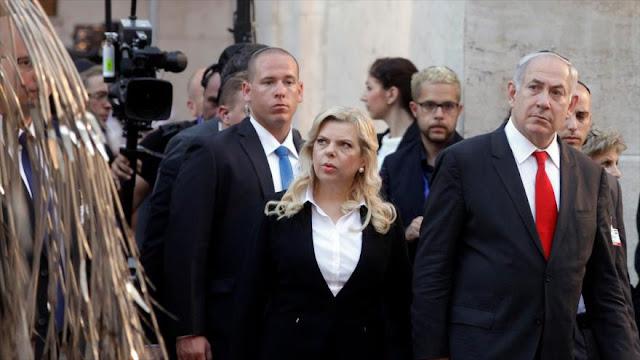 Policía interroga a los Netanyahu por casos de corrupción