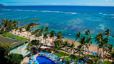 Hawaii-resort
