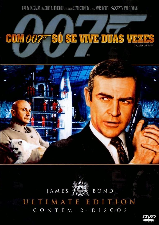 Poster do filme Com 007 só se vive duas vezes