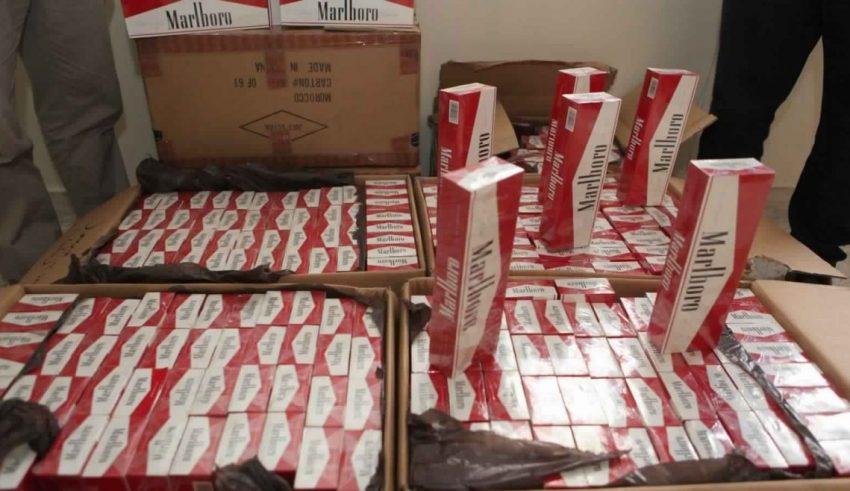 أكادير .. إحباط محاولة تهريب كمية هامة من السجائر المهربة