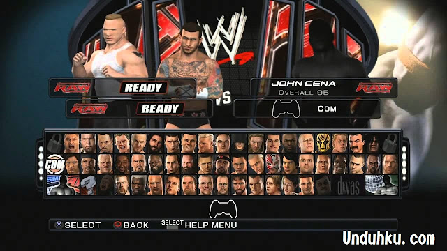Download WWE SmackDown Vs Raw 2011 ISO PSP