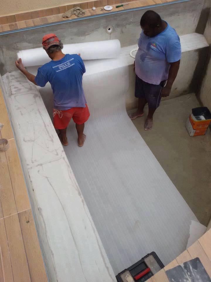 C mo construir una piscina de material construccion y for Como construir una piscina paso a paso