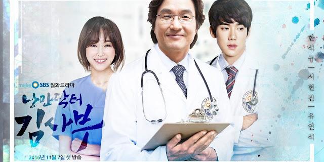 Resultado de imagen para imagenes del drama coreano Romantic Doctor Teacher Kim