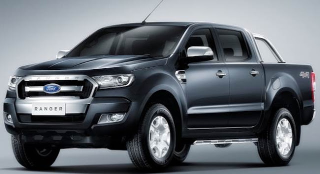 2018 Ford Ranger USA Specs