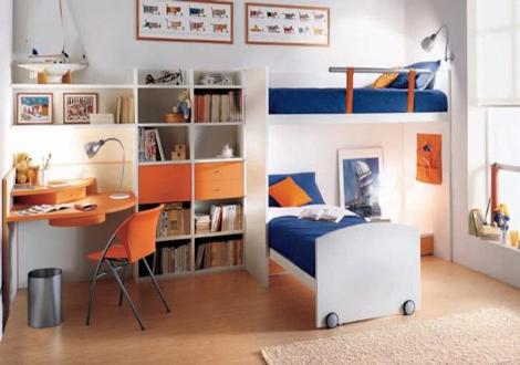 habitación-compartida-litera-cama-inferior