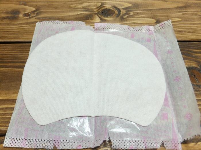 テックスメックスの汗わきパッドの有効成分