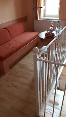 Familienzimmer für 3 Kinder im Jufa Hotel Kempten