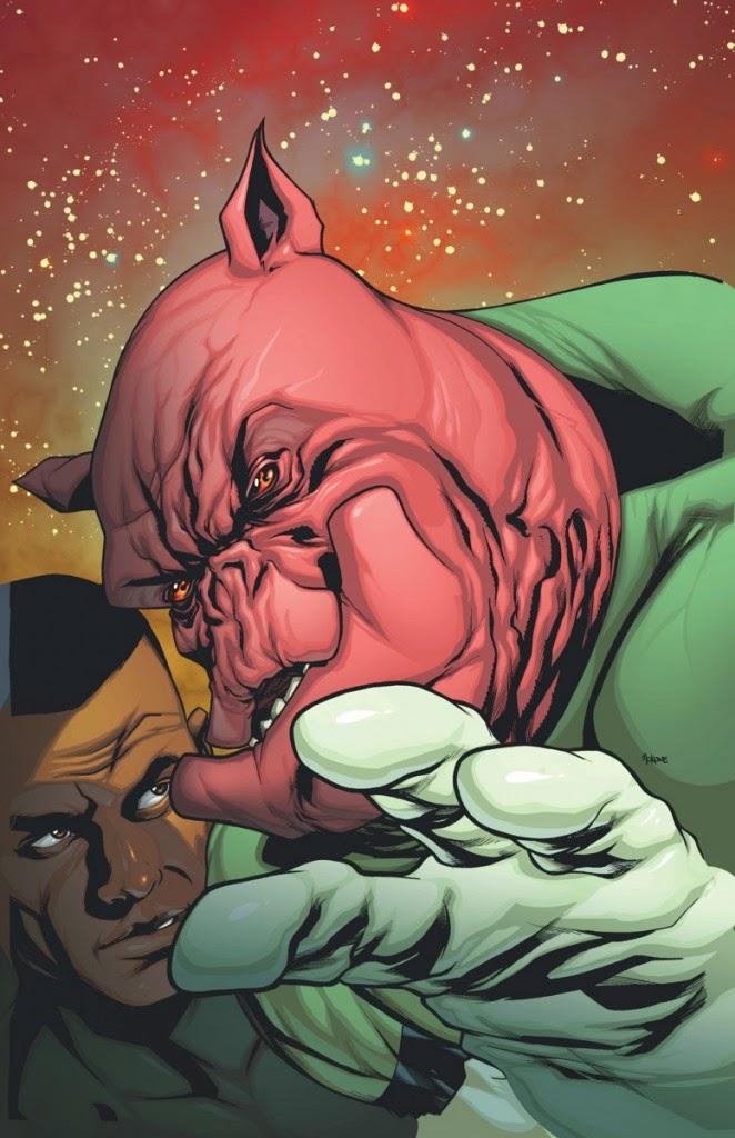 Green Lantern Selfie