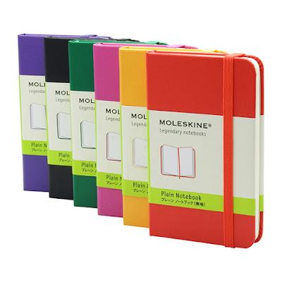 写真 「モレスキン カラー ノートブック ハードカバー プレーン(無地) XS」
