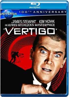 Vertigo (1958) Hindi Dual Audio Unrated 720p BluRay 1.2GB