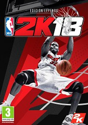 NBA 2K18 PC Full Español [Mega] [Google Drive]