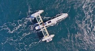 RE16 Meeresenergie Bay of Fundy Umweltfonds hochrentabel Rabatt ohne Agio 2020 Wasserkraft Kanada Bewertung Rating