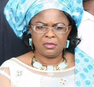 patience jonathan sister esther oba arrested abuja airport